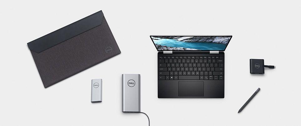 Dell XPS 13 7390to laptop amerykańskiej korporacji z siedzibą w Round Rock
